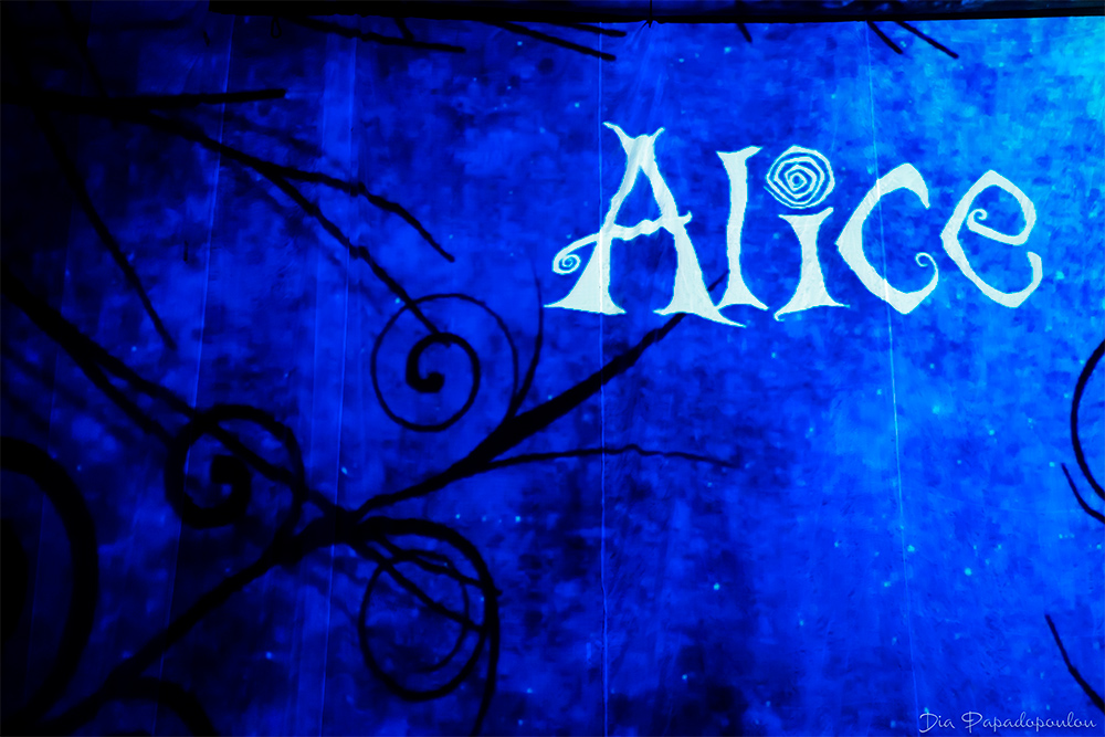 Alice in Wonderland Theatre Show, Armani Musical